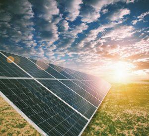 napelemes áramtermelés